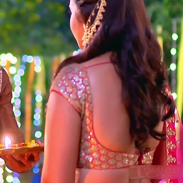 Meera Deosthale Hindi TV actresss Udaan S3 24 hot lehenga pics