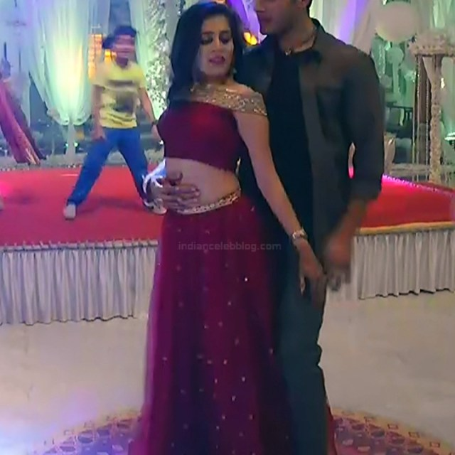 Rhea Sharma Hindi TV Actress Tu Sooraj S3 21 Hot Lehenga Photo