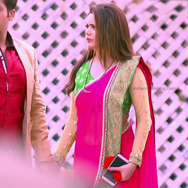 Shruti Kanwar Hindi TV Actress Savitri college S1 2 Hot saree pics