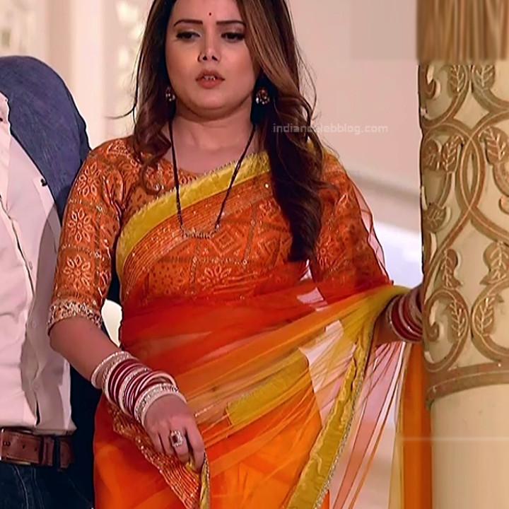 Shruti Kanwar Hindi TV Actress Savitri college S1 22 Hot saree pics