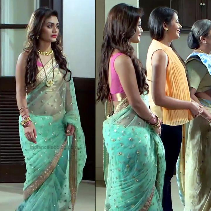 Sreejita De Hindi TV Actress Tumhi HBST-S1 11 Hot saree pics