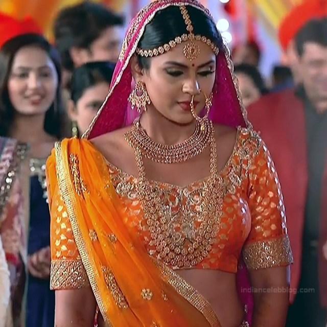 Swarda Thigale_Hindi Serial Actress SavitriDCH-S1_13_Hot Lehenga Photos