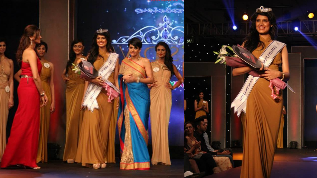 Asha Bhat Miss Supranational India 2014 Hot Pageant contest Pics_21