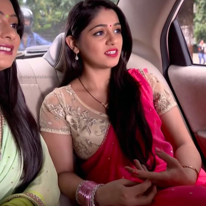 Chandni Bhagwanani Hindi TV Actress Tumhi HBSTS2 13 hot sari caps