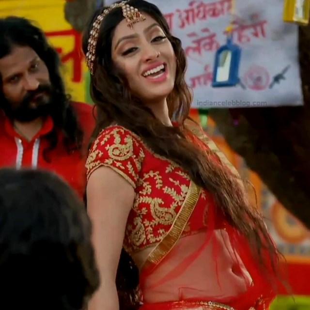 Deepika Singh Hindi TV Actress YTD S1 5 Hot saree caps