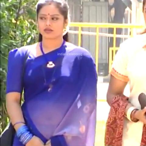 Devi priya Tamil TV actress VKCompS1 11 hot saree caps