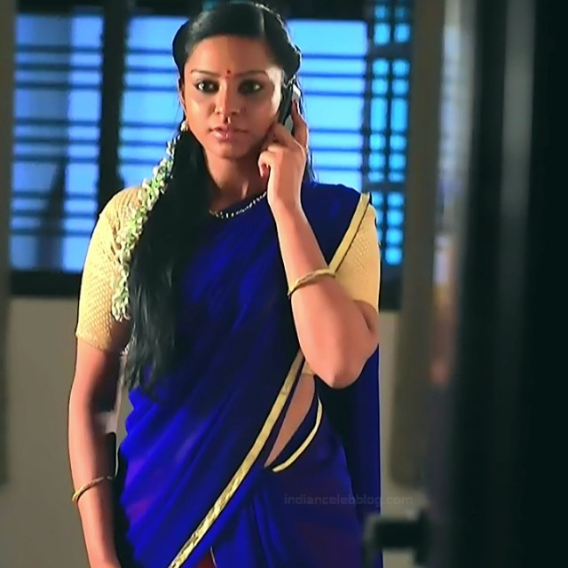 Kannada Serial actress MCmpl3 12 hot Saree pics