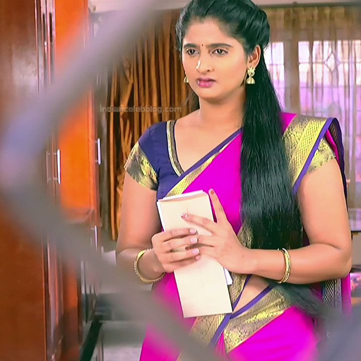Kannada Serial actress MCmpl3 16 hot Saree pics