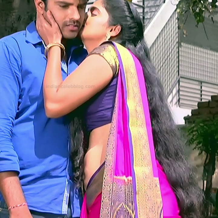 Kannada Serial actress MCmpl3 19 hot Saree pics