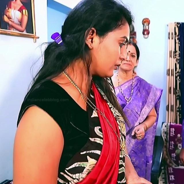 Kannada Serial actress MCmpl3 6 hot Saree pics