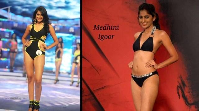 Medhini Igoor Miss India 2014 Swimsuit round Pics