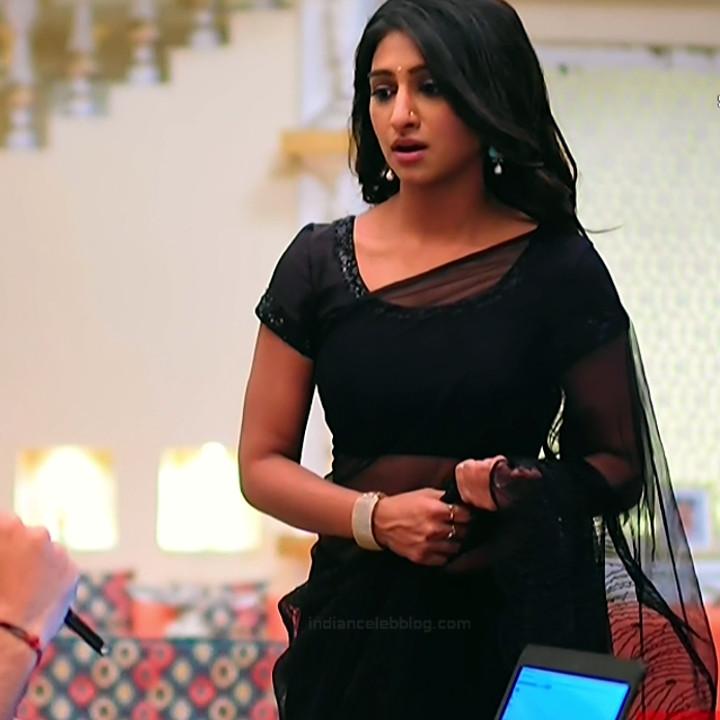 Mohena singh hindi serial actress Yeh RKKHS3 1 hot saree pics