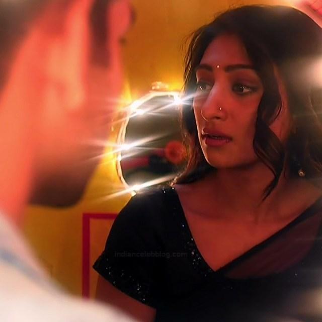 Mohena singh hindi serial actress Yeh RKKHS3 3 hot saree pics