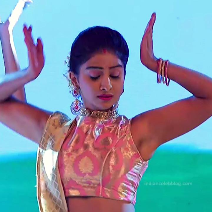 Mohena singh hindi serial actress Yeh RKKHS3 7 hot lehenga photos