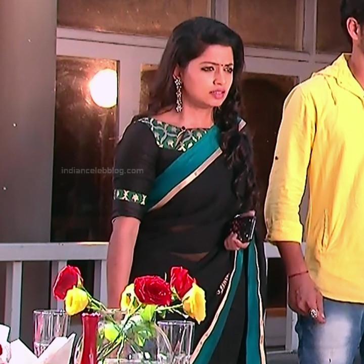 Navya Swamy Telugu TV Actress NaaPMS1 1 hot sari photos