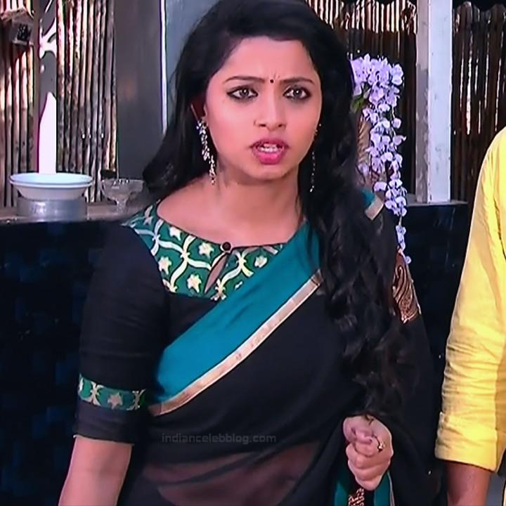Navya Swamy Telugu TV Actress NaaPMS1 2 hot sari photos