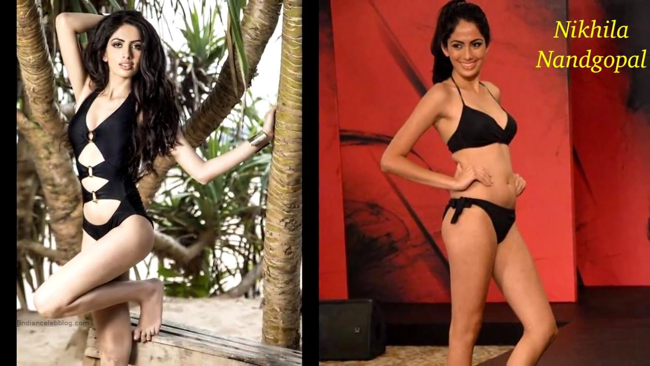 Nikhila Nandgopal Miss India 2014 Bikini Photoshoot Pics