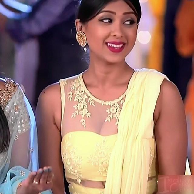 Prerna Panwar Hindi TV actress Savitri devi S1 10 Hot Pics