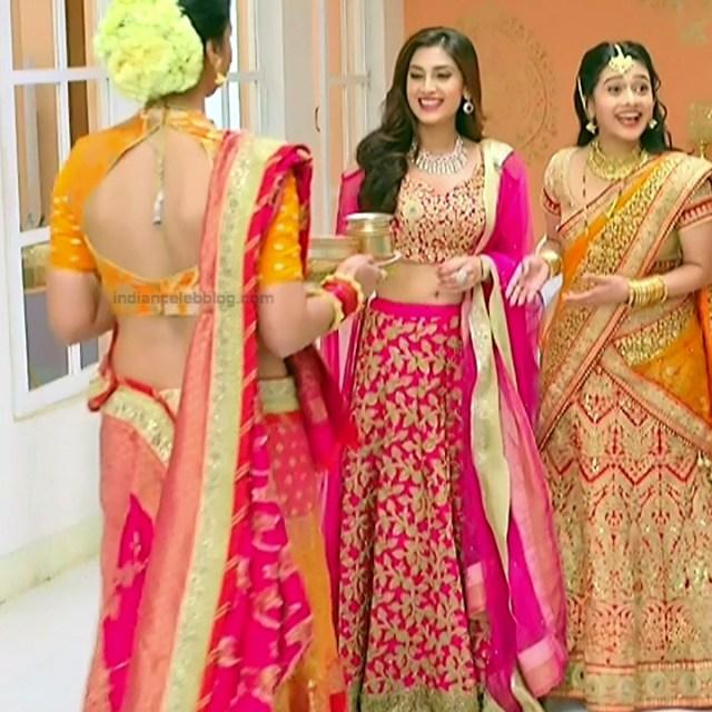 Reena Agarwal hindi TV actress KyaHMPS1 3 hot lehenga photos