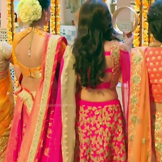 Reena Agarwal hindi TV actress KyaHMPS1 4 hot lehenga photos