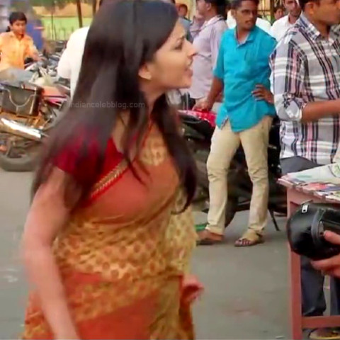 Shrenu Parikh Hindi TV Actress YTComp3 14 Hot saree navel pics