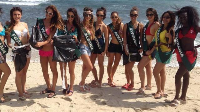 Sobhita Dhulipa India Miss Earth 2013_2