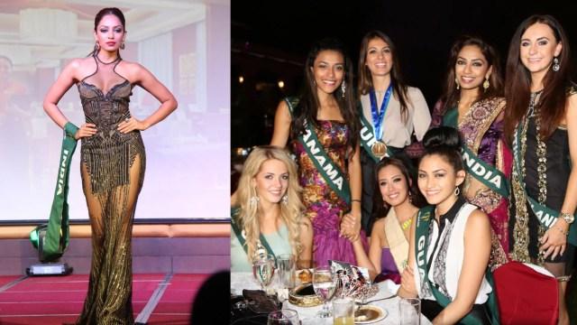 Sobhita Dhulipa India Miss Earth 2013_3