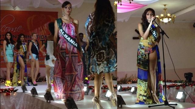 Sobhita Dhulipa India Miss Earth 2013_7