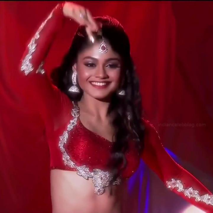 Sreejita De Hindi TV Actress TumhiHBS2 20 Hot Dance Performance