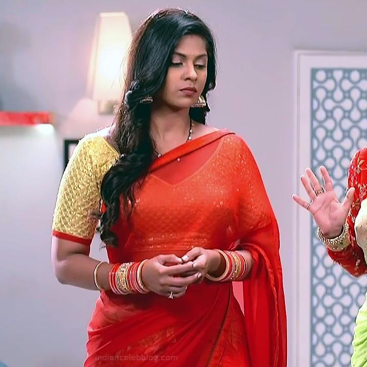 Swarda Thigale Hindi serial actress Savitri DCHS3 15 hot sari pics