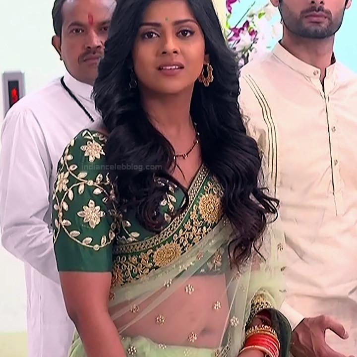 Swarda Thigale Hindi serial actress Savitri DCHS3 2 hot sari pics