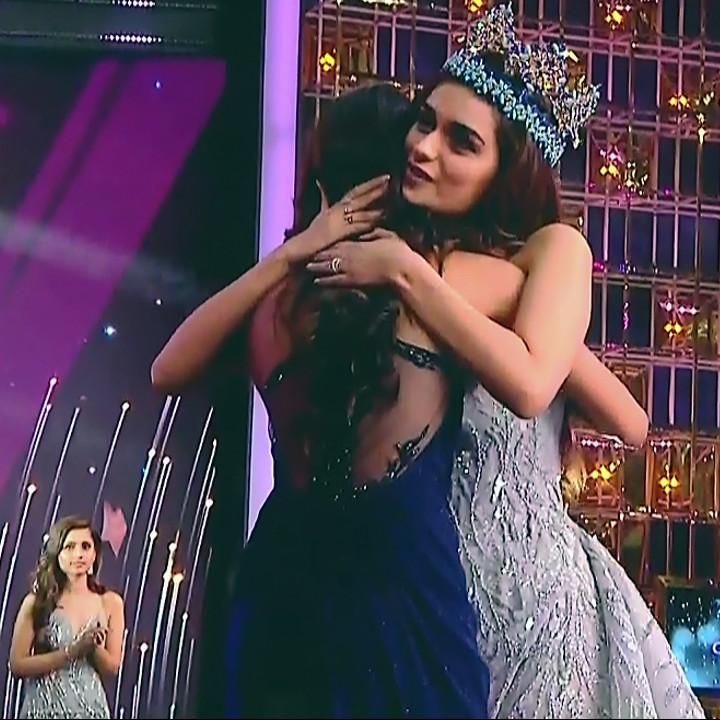 Anukreethy Vas Miss India 2018 Final 1