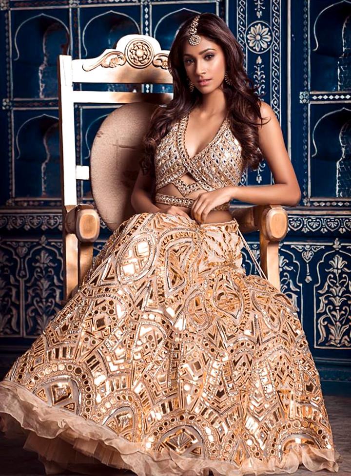 Anukreethy Vas Miss India 2018 Final 18