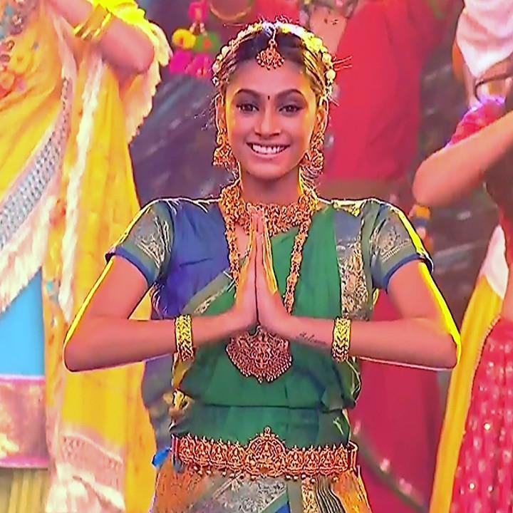 Anukreethy Vas Miss India 2018 Final 6