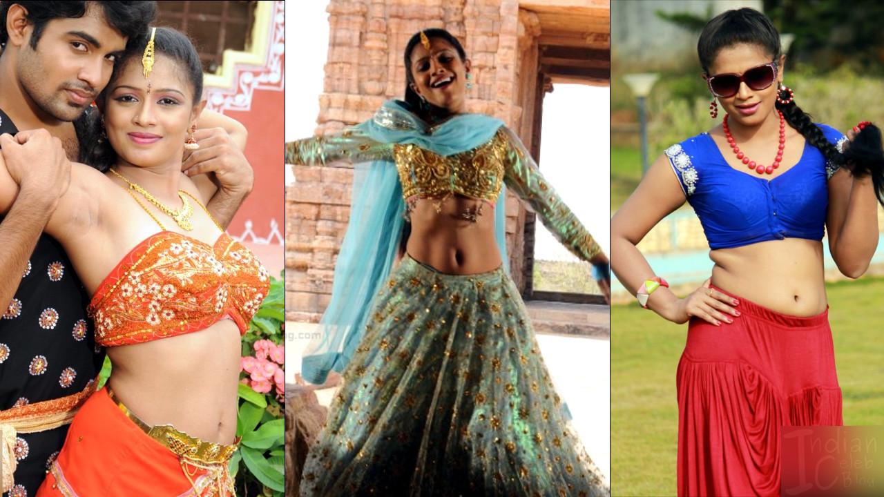 Anushree tollywood film spicy song stills