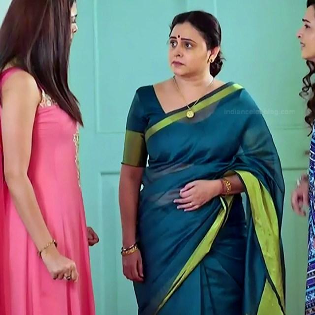 Hindi TV actress mature CompS3 13 sari photo