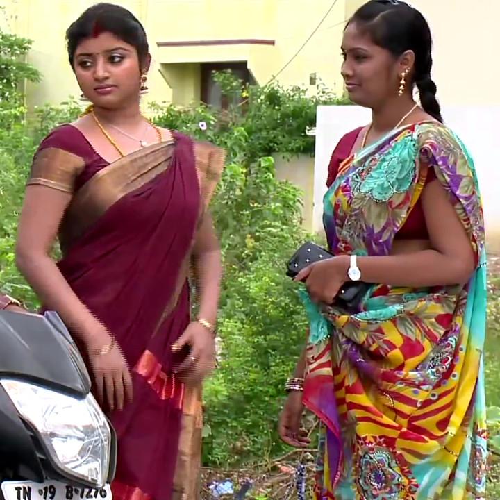 Mahalakshmi Tamil TV actress RVS1 11 hot photos
