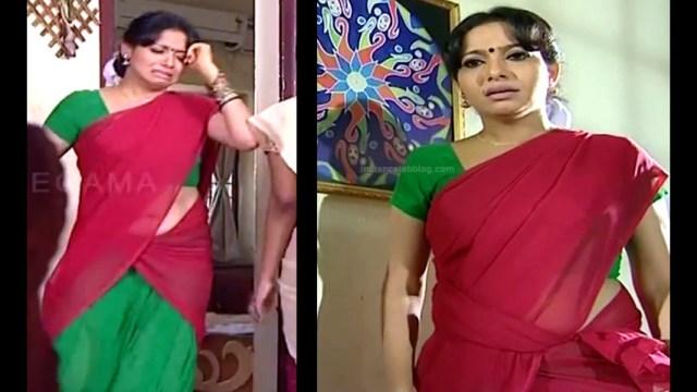 Minnal Deepa Tamil TV actress PonDTS1 7 hot sari caps