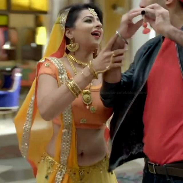 Monica Castelino hindi tv actress YTDS2 1 hot lehenga caps