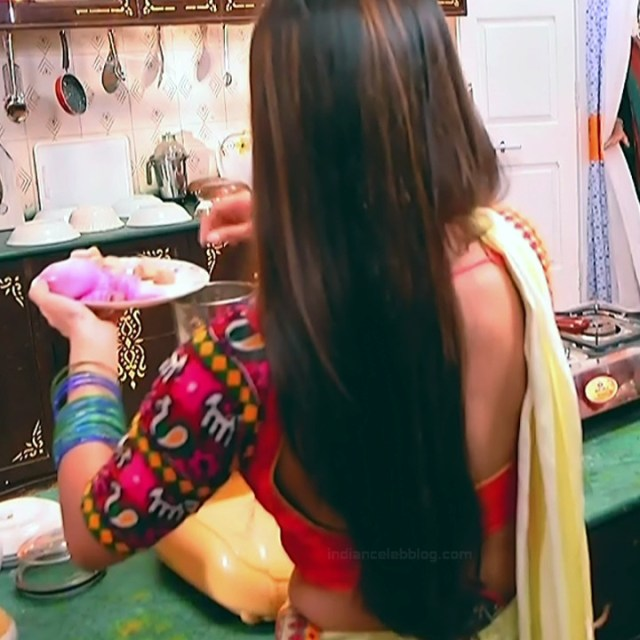 Nikki Sharma Hindi serial actress Roop MKNSS1 10 hot lehenga pics
