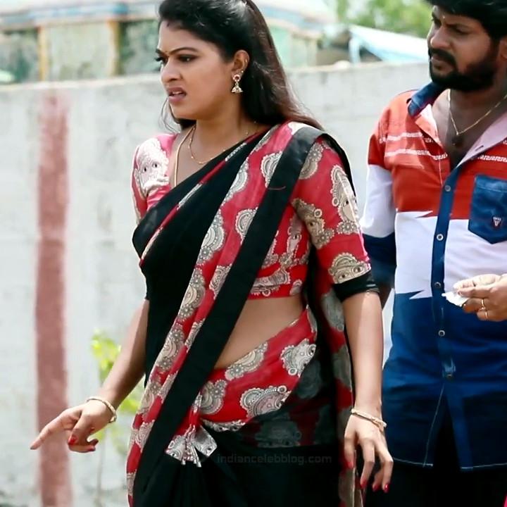 Rachitha Mahalakshmi Saravanan MS1 13 hot saree photo