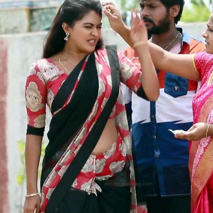 Rachitha Mahalakshmi Saravanan MS1 14 hot saree photo