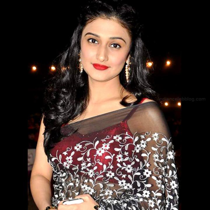 Ragini Khanna Hindi TV Actress CelebTS1 2 hot Saree photos