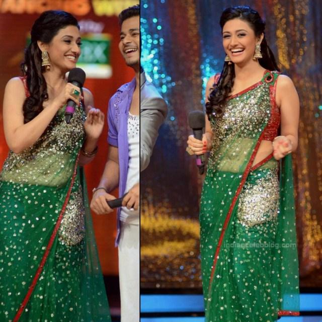 Ragini Khanna Hindi TV Actress CelebTS1 3 hot Saree photos