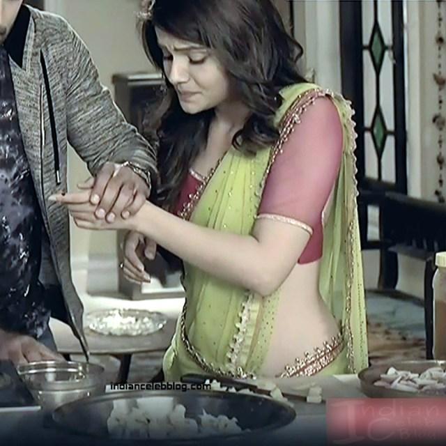 Rubina Dilaik Hindi TV actress ShaktiAS5 15 hot sari photo
