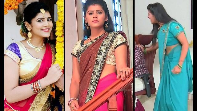Sangeetha Kamath shravya karthika deepam actress 22 thumb
