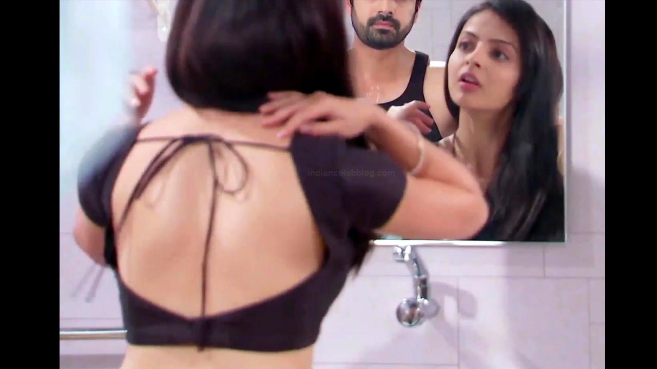 Shrenu parikh hindi tv actress YTDS4 7 hot sari caps