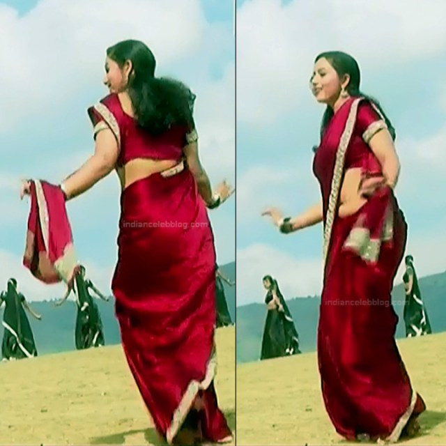 Soundarya Eduruleni Manishi S1 13 hot sari photo