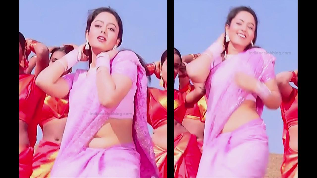 Soundarya Eduruleni Manishi S1 4 hot saree movie stills