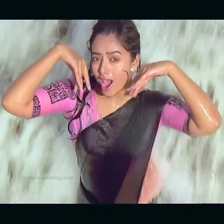 Soundarya Pelli peetalu movie S1 3 hot sari stills